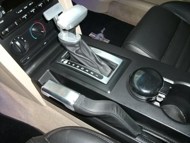 2010 Ford Mustang For Sale >> 2005 mustang e-brake handle - Ford Mustang Forum