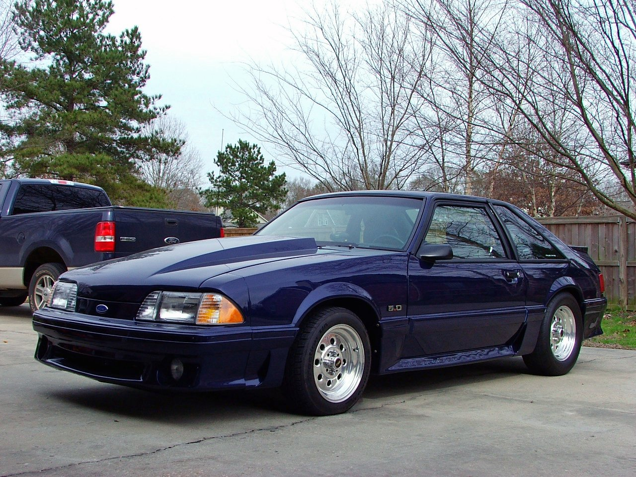 1989 Mustang LX stock intake and head porting  Page 4  Ford