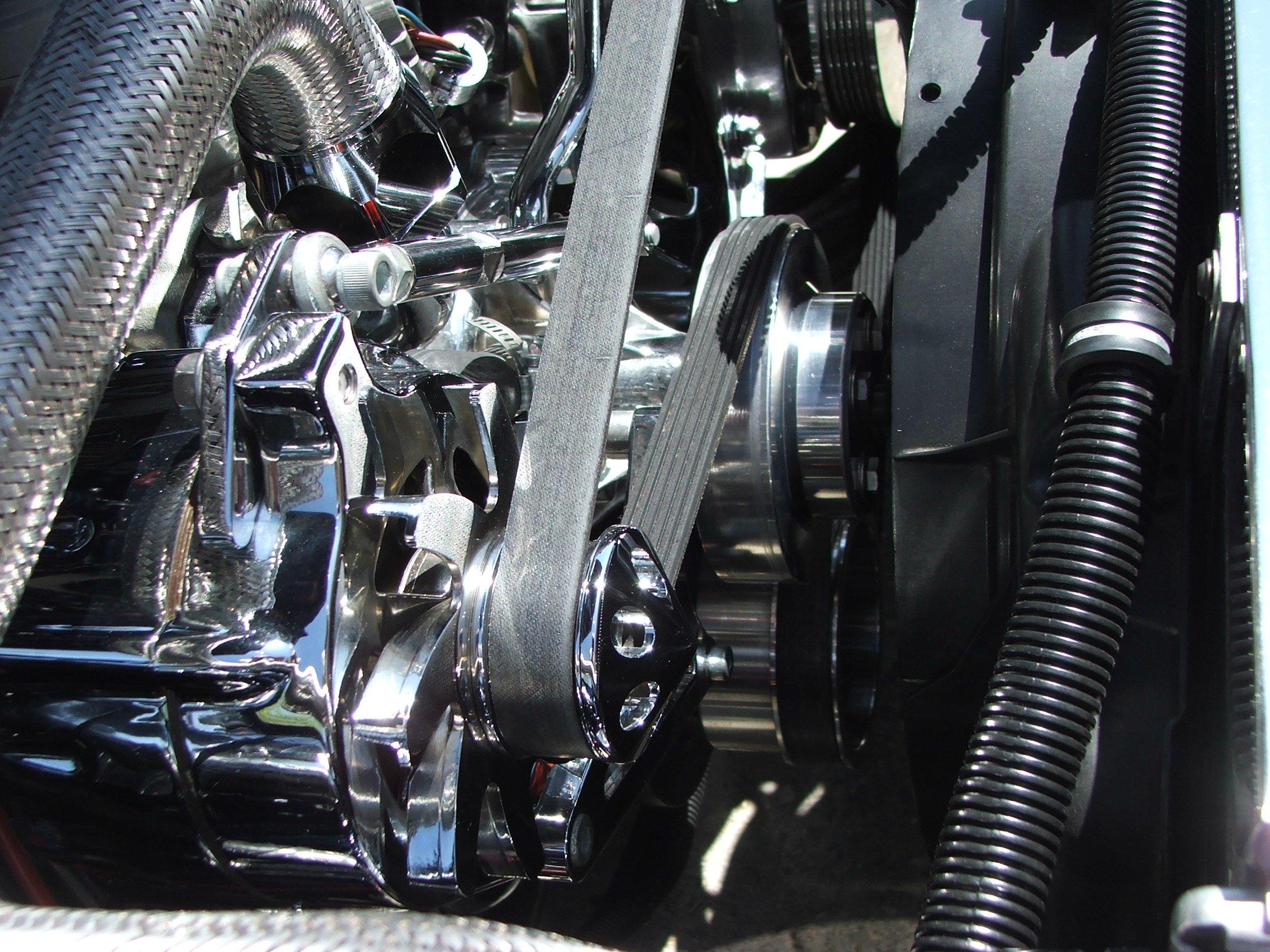 March Alternator Bracket Ford Mustang Forum