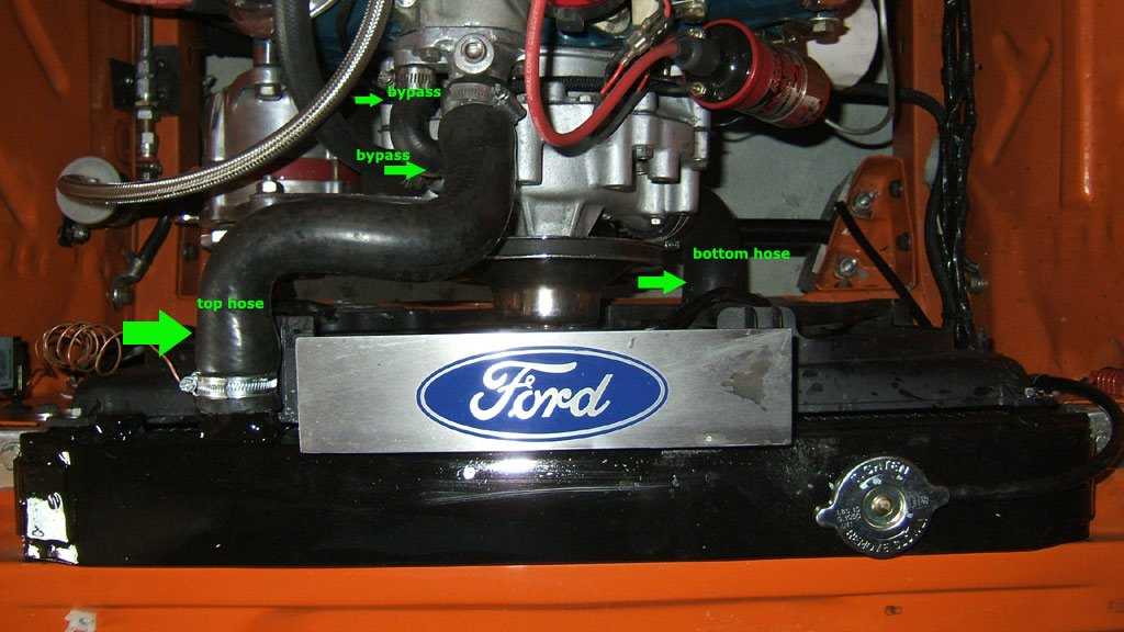 why is my 302 getting so hot losing coolant ford mustang forum click image for larger version f3194 1 jpg views 1751
