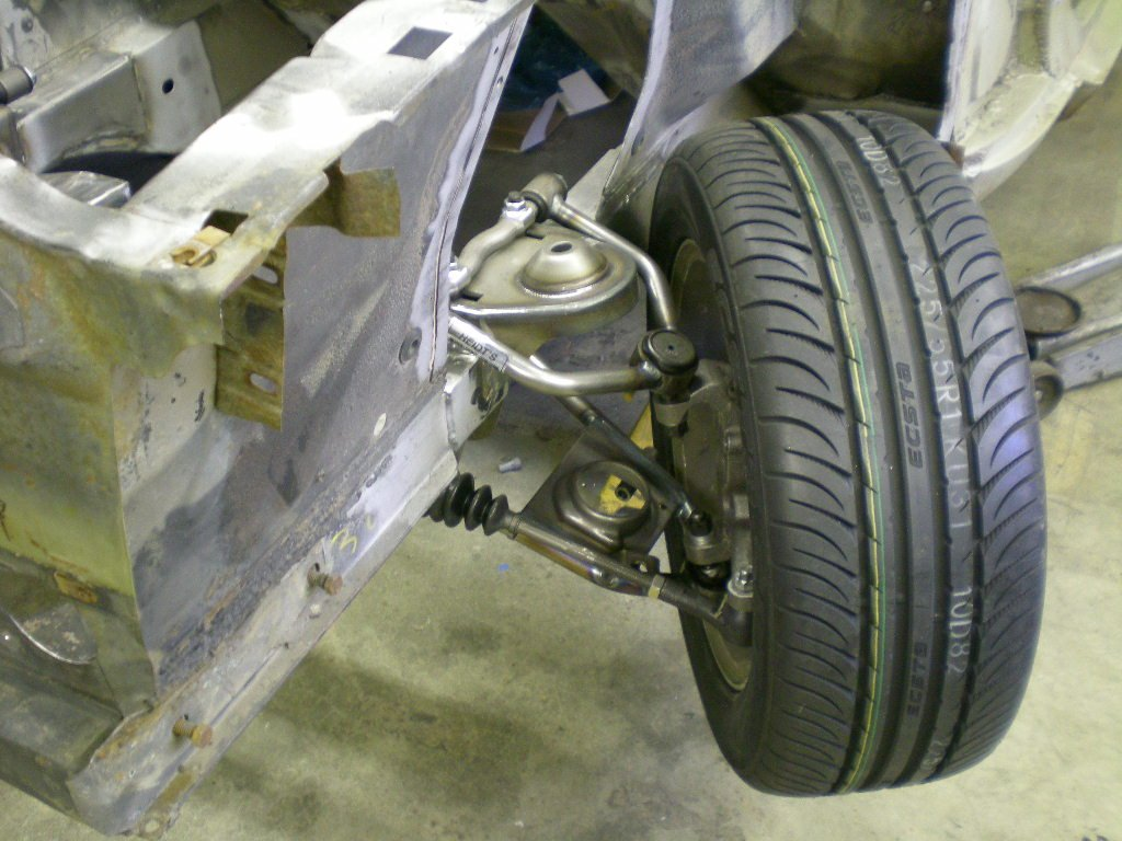 1966 Ford Mustang Ifs Install Problems Ford Mustang Forum