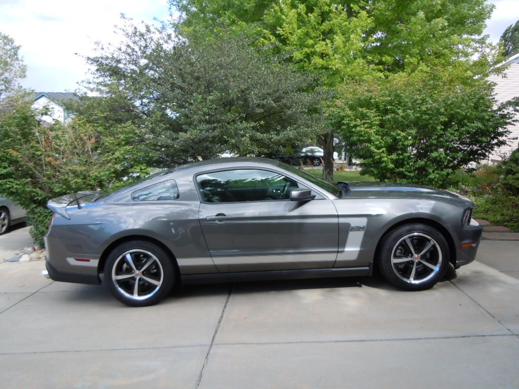 Sterling Grey With Stripes Please Post Pics Ford