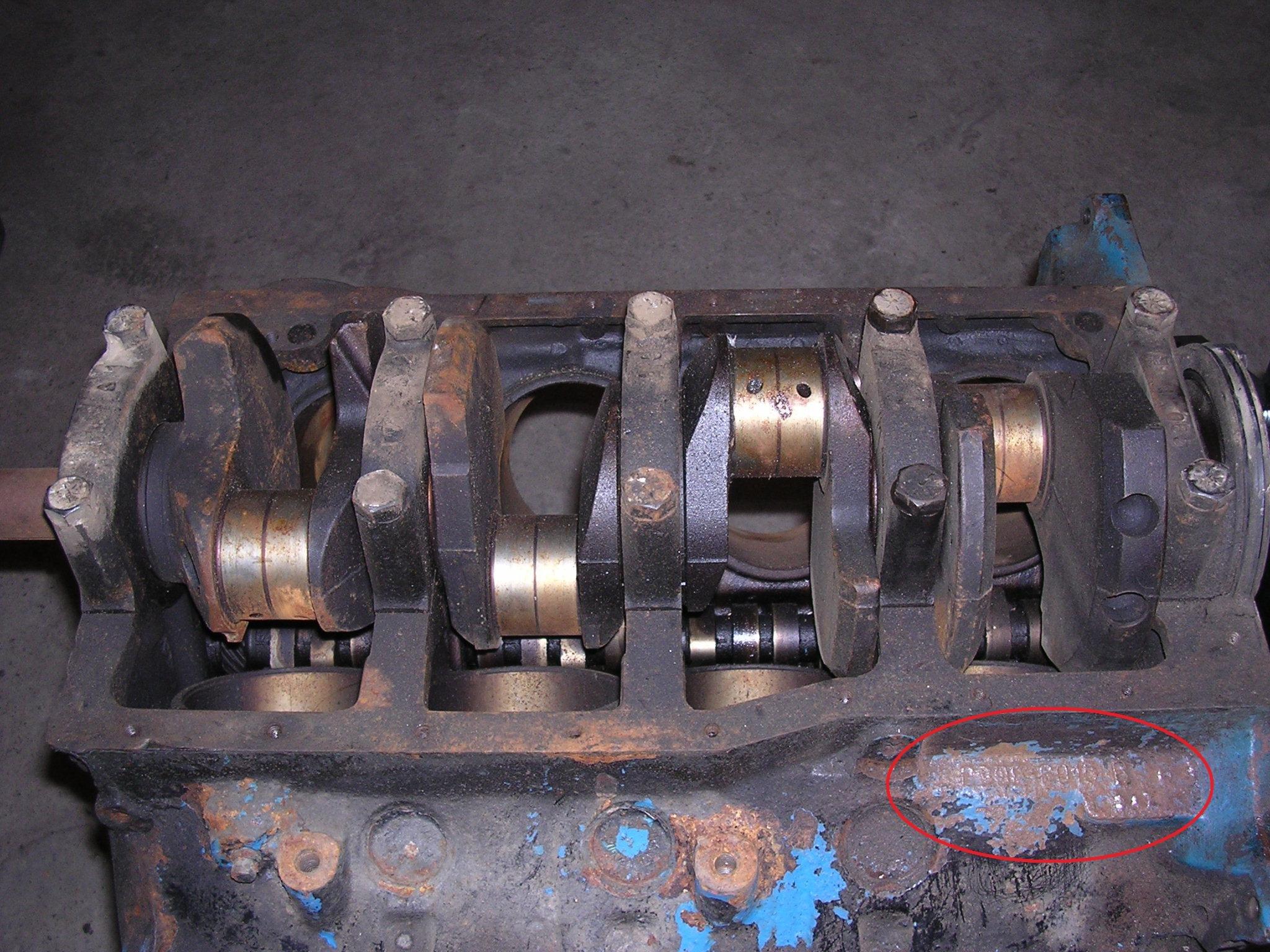 D Engine Block Identification Dscn Mod on Ford Engine Block Serial Number Location