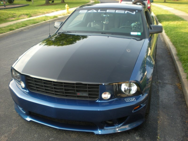 Where are my 2005-2009 Mustang Saleen lovers?? - Ford ...