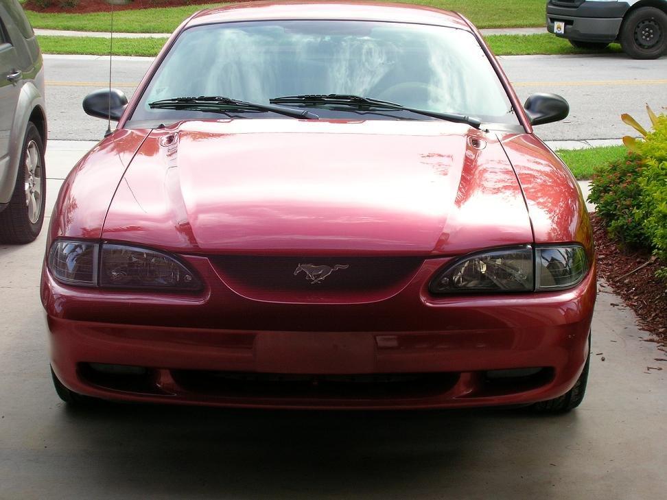 96 GT headlight alignadjust  Ford Mustang Forum