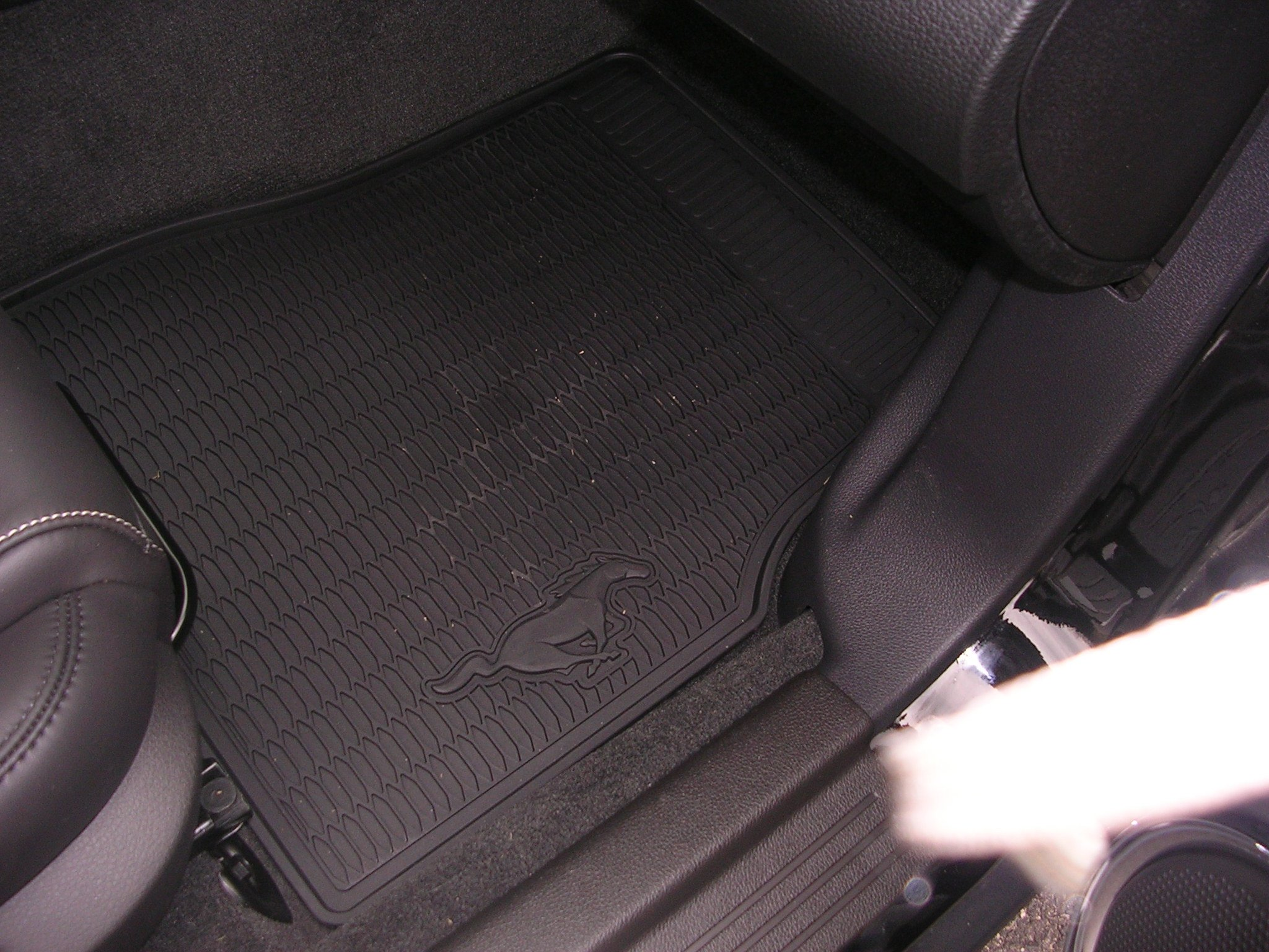 Ford Mustang Seat Covers Pony Logo Car Autos Gallery