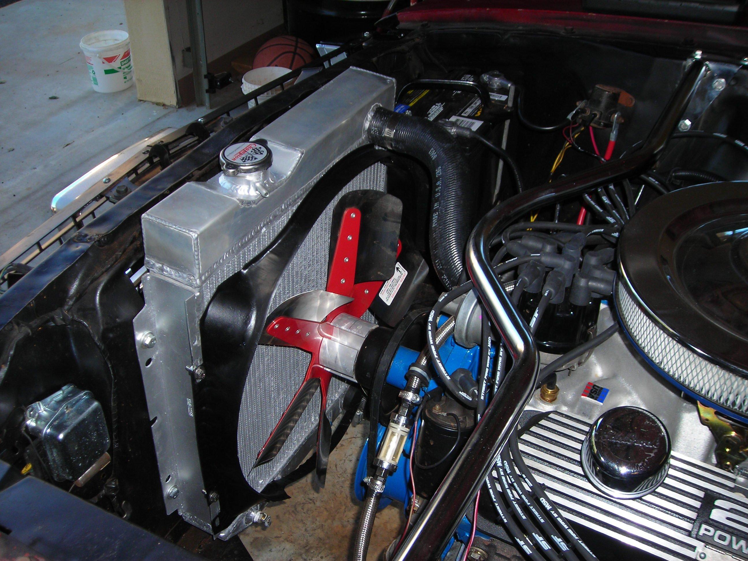 Aluminum Radiators Ford Mustang Forum