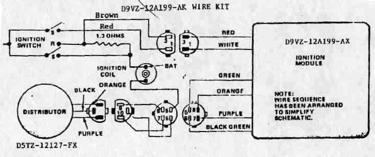 203d1028484252 duraspark wiring question do red white wires module duraspark ignition control module wiring help!!!! ford truck enthusiasts 351 Windsor Ignition Wiring Diagram at gsmx.co