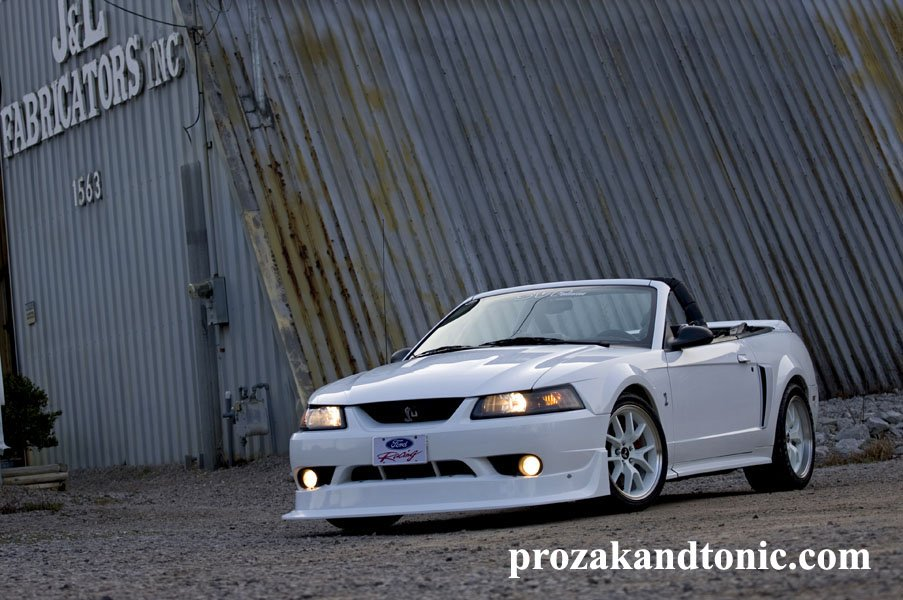 Cobra R Front Bumper Question Ford Mustang Forum