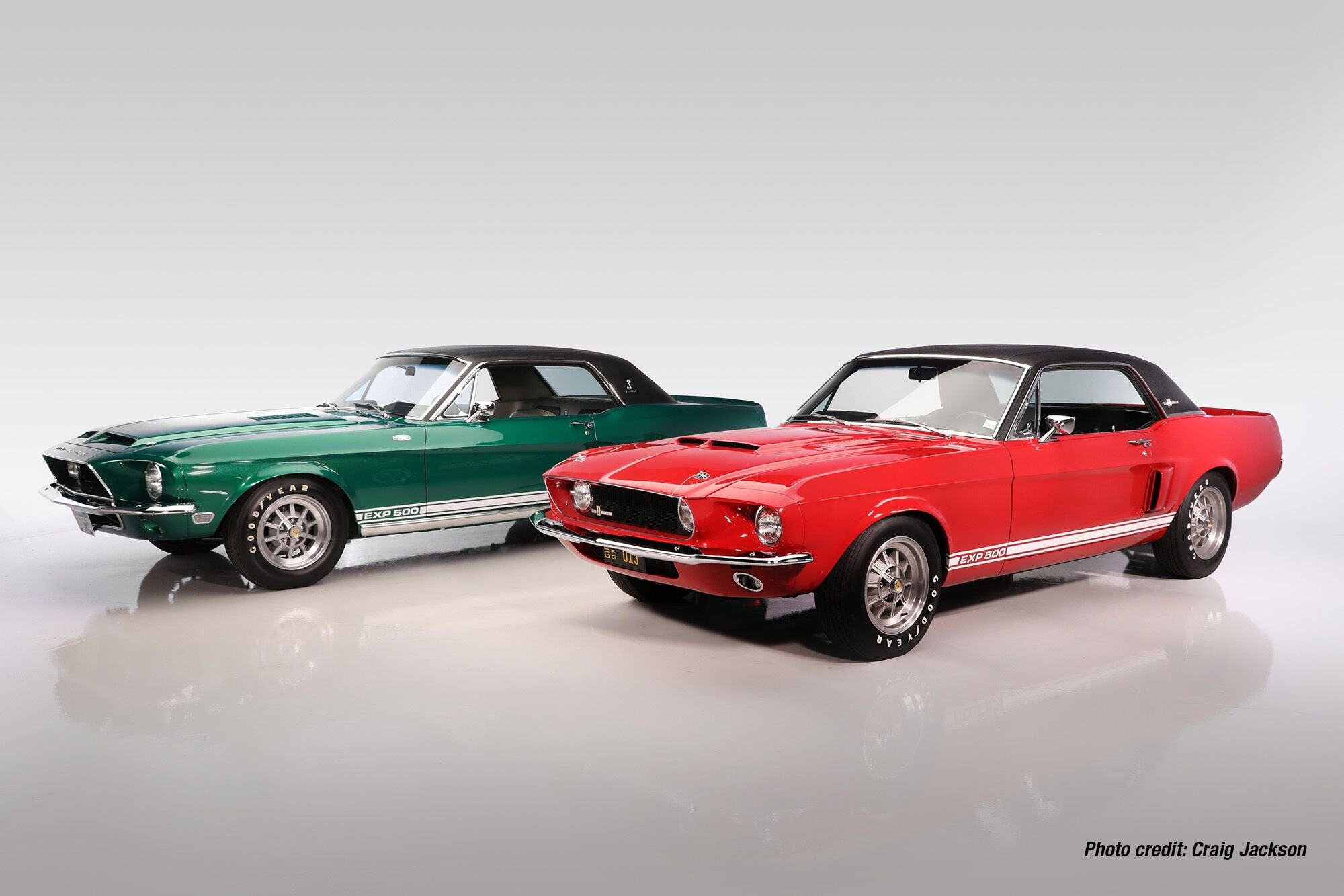 """Read This: The Restoration of Shelby's """"Little Red"""""""
