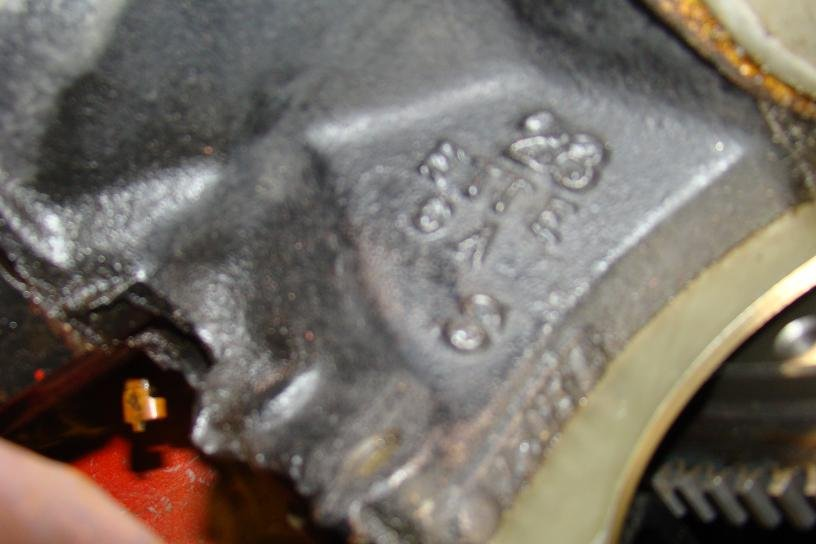 D Need Help Identifying Engine Though Casting Numbers Pics Included Engine on Ford Engine Block Identification