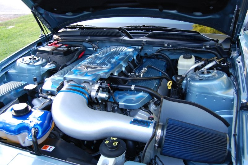 plenum covers ever painted it  ford mustang forum