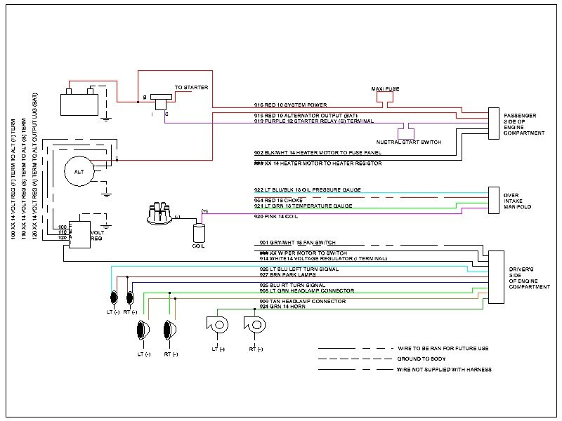 Inspiring New 66 Mustang Fuse Box Photos - Best Image Wiring Diagram ...