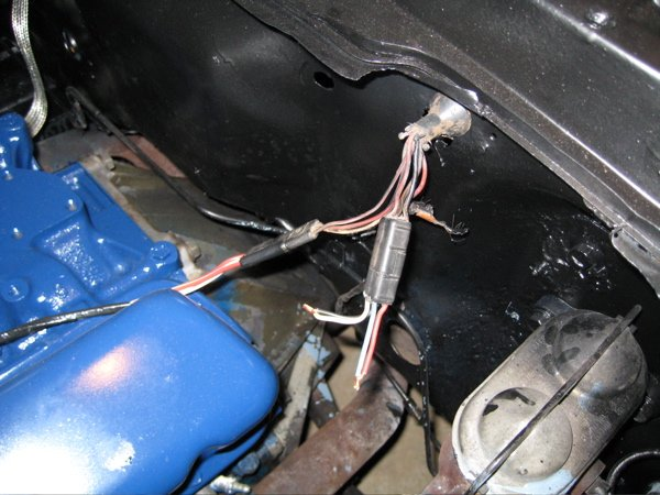 68 mustang engine wiring harness new   68 wiring harness in no start help ford mustang forum  new   68 wiring harness in no start