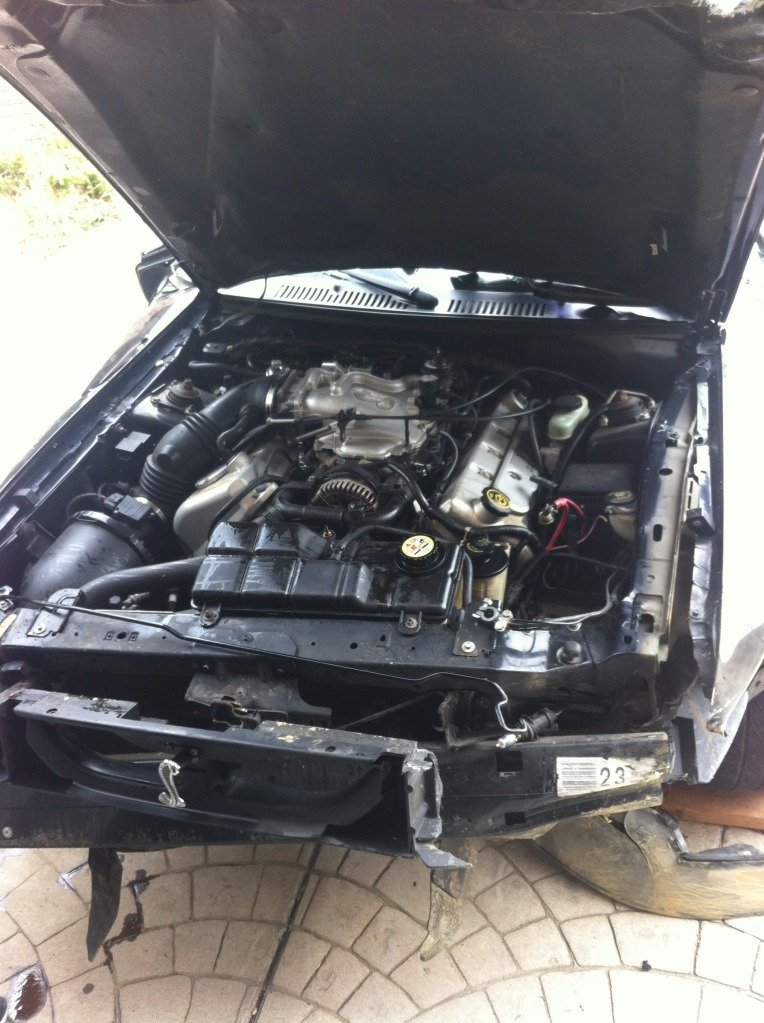 Rolled Car, Salvaging Engine, What to check?-engine.jpg