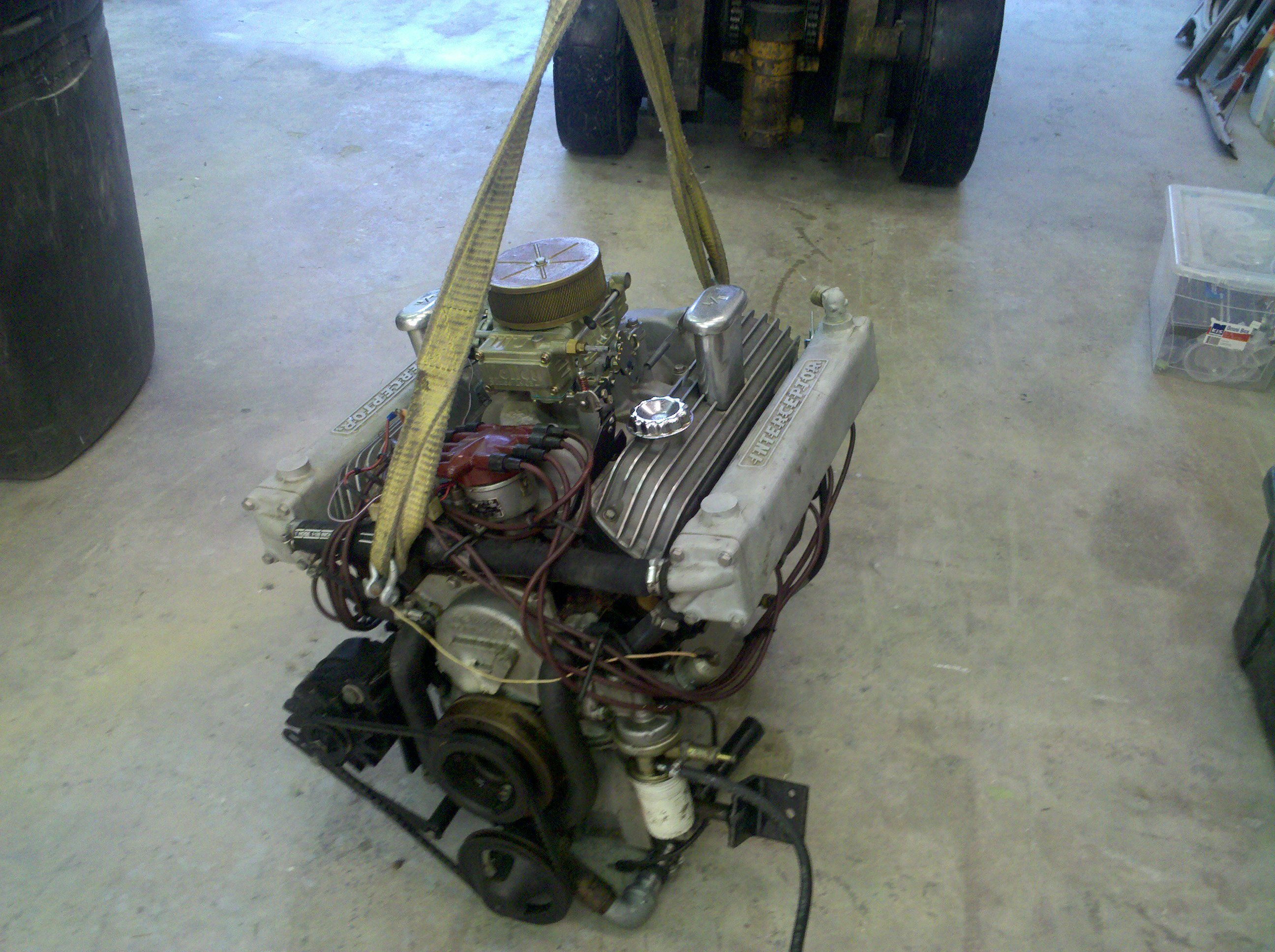 1965 Mustang 289 vs 289 HiPo engine?-engine-out.jpg