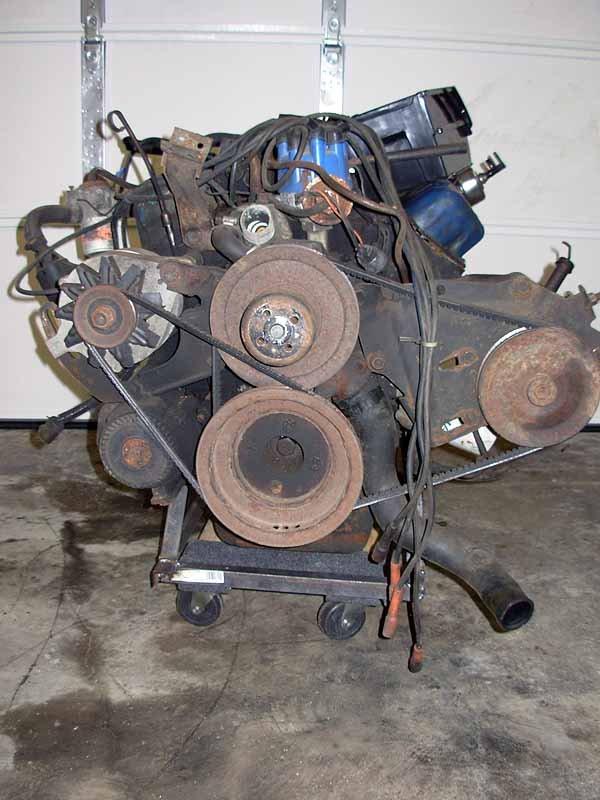 Ford 302 V8 Engine Cradle Ford Mustang Forum