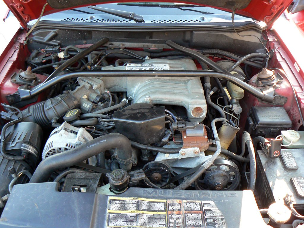 Beginner Needs Help Locating 1994 Mustang 5 0 Engine Parts