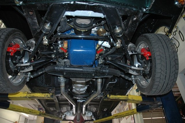 1966 V8 Frame Mounts Ford Mustang Forum