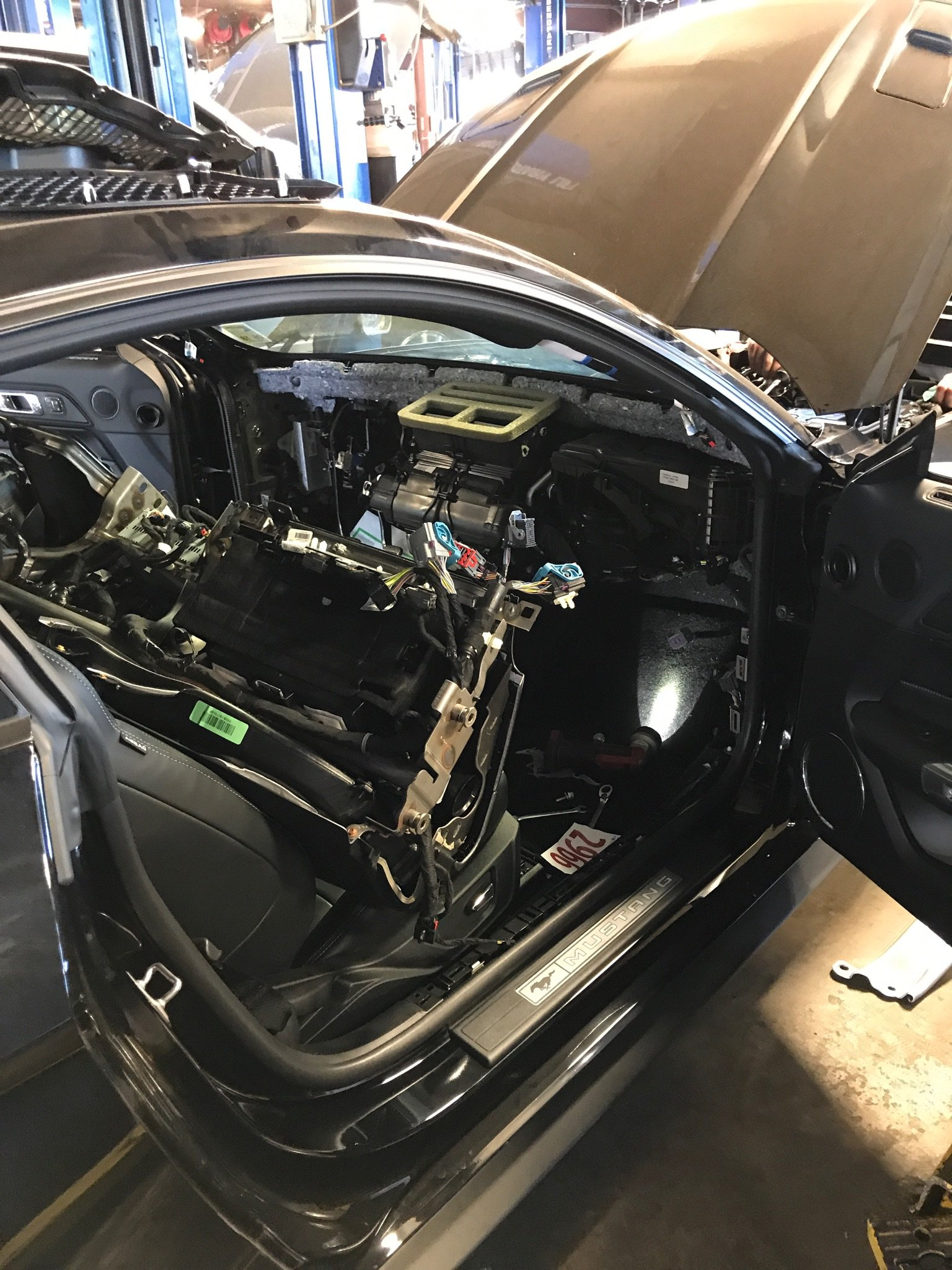 2016 Evaporator Core Leak Page 3 Ford Mustang Forum