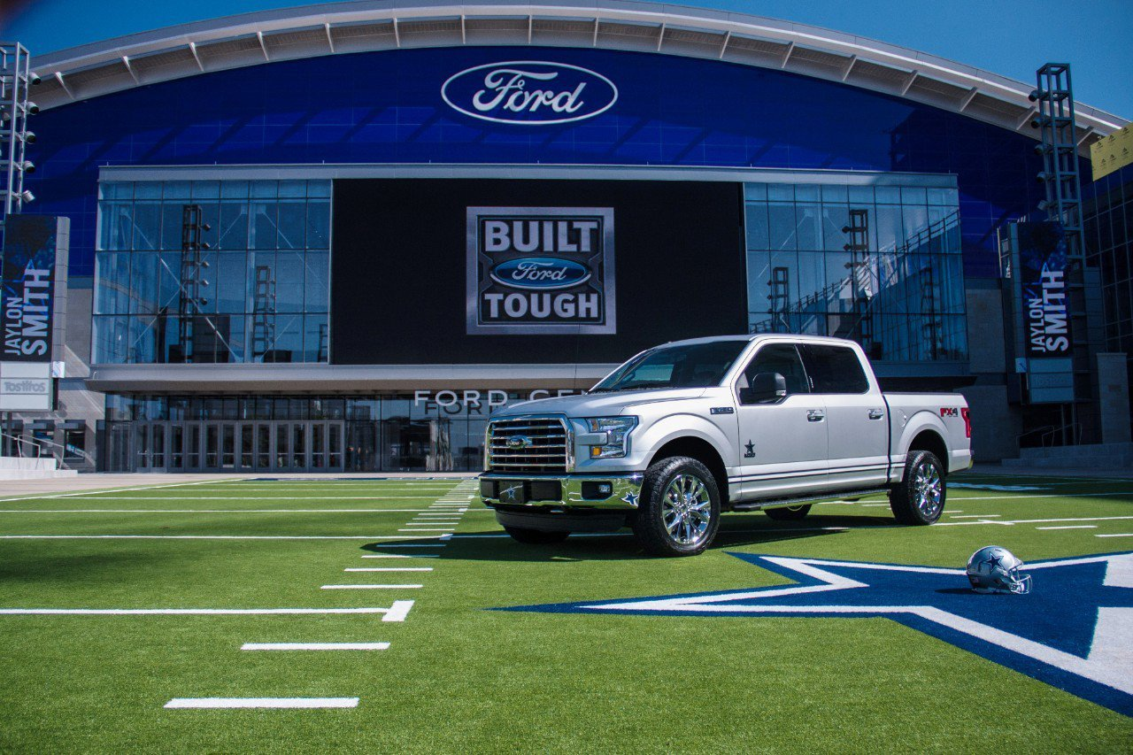 An F-150 Fit for a Cowboy–a Dallas Cowboy That Is