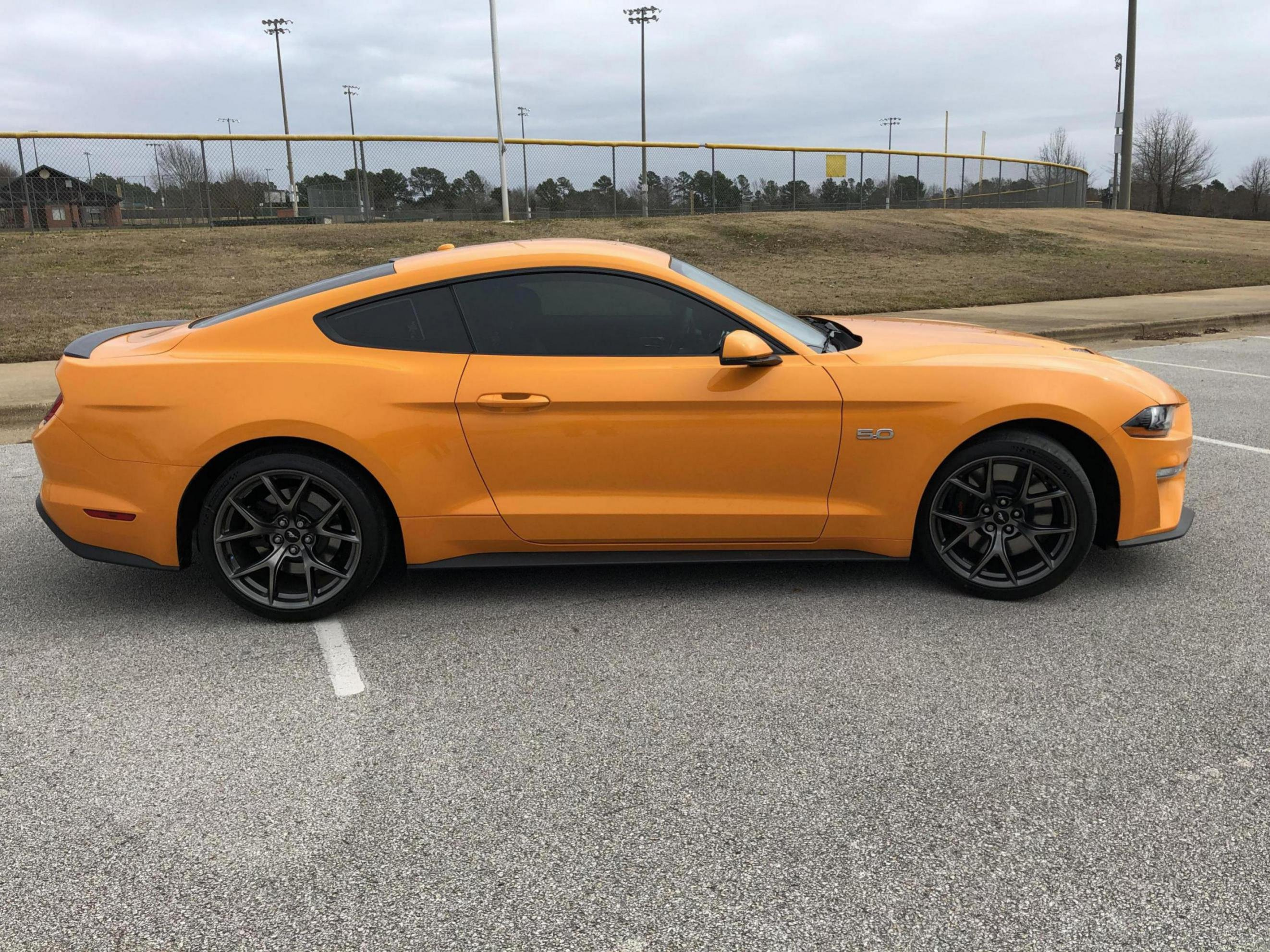 What Does The Mustang Gt Performance Package Include