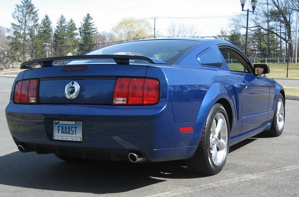 2011 Mustang Gt 5 0 Personalized Vanity Plate Ideas