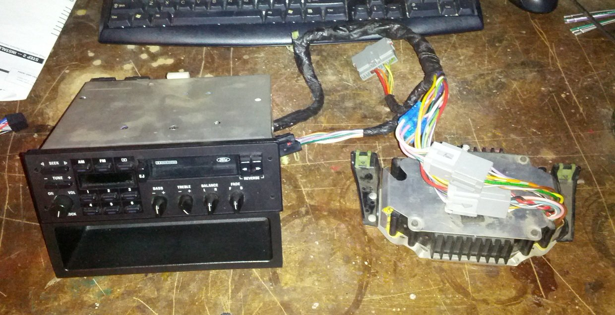 [DHAV_9290]  1989 Mustang LX Radio wiring problems? | Ford Mustang Forum | 1989 Ford Mustang Radio Wiring Diagram |  | All Ford Mustangs