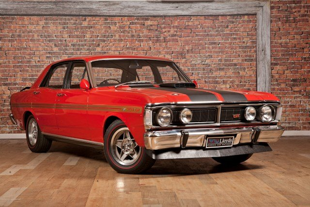 1971 Ford Falcon Tops $1 Million at Auction