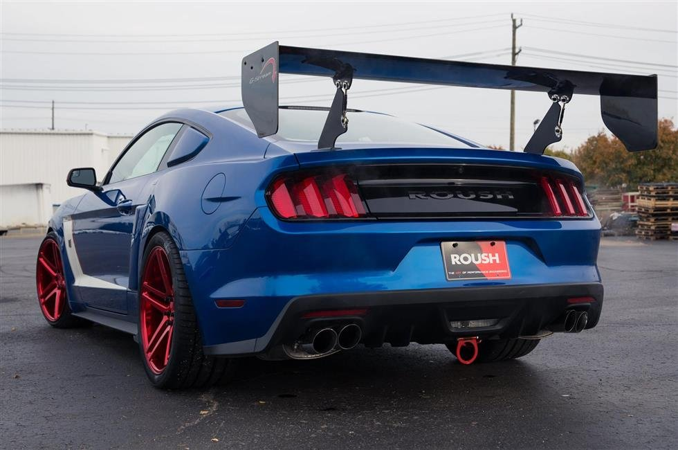 Get a Load of Roush's New 850-HP RS3 Mustang