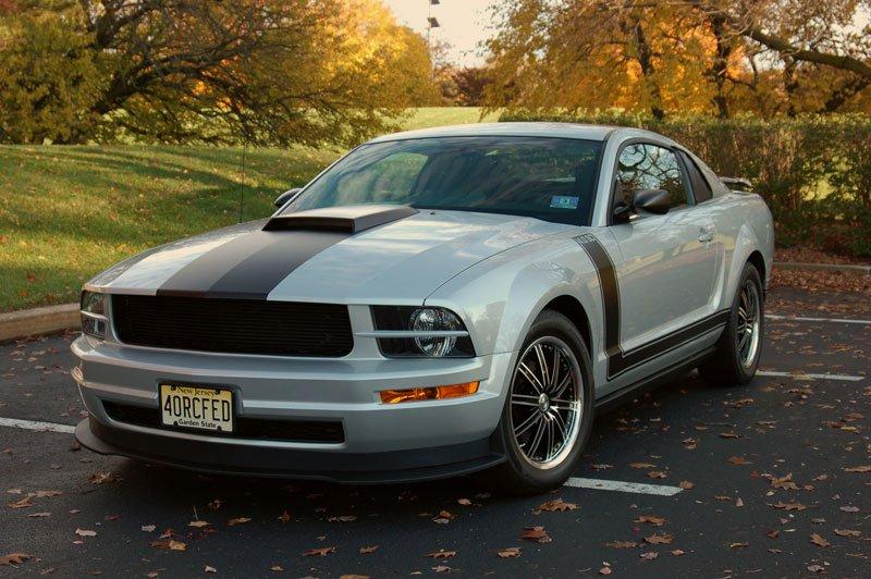 2008 Silver V6 Mustang Ford Mustang Forum