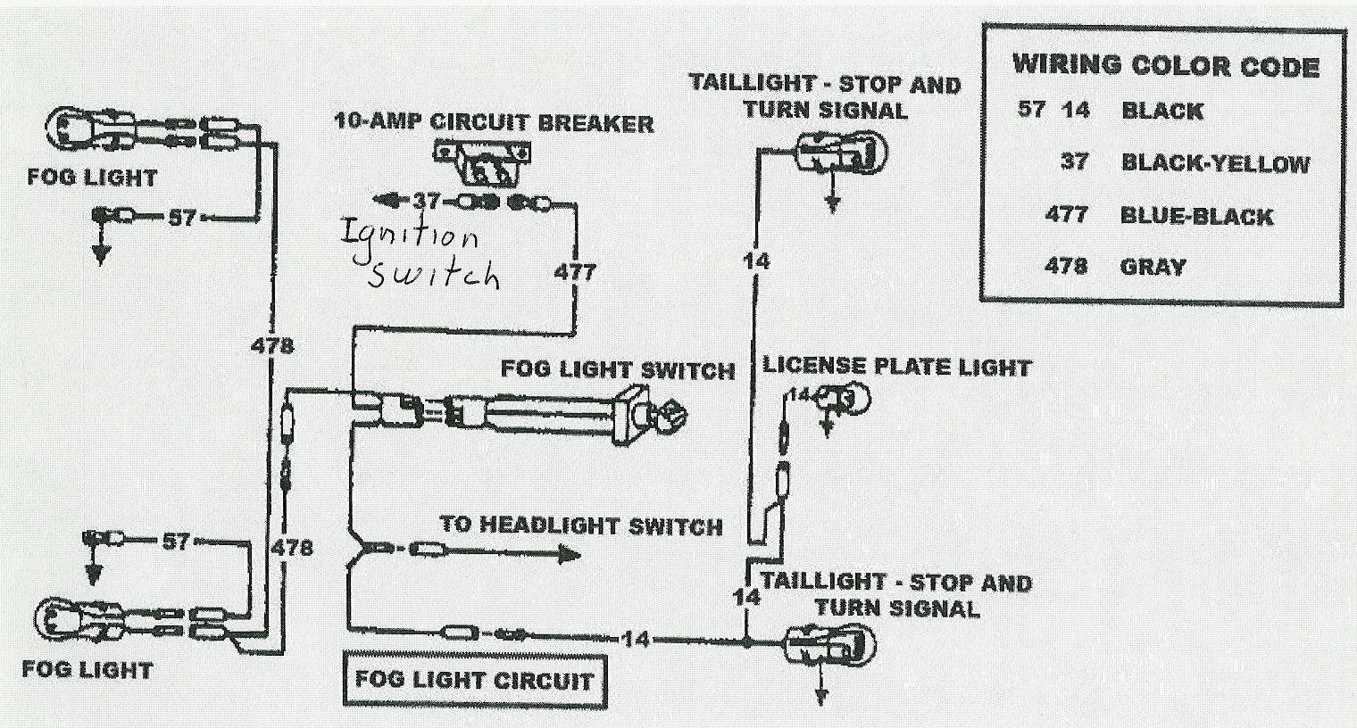 mustang fog light wiring harness wiring diagram and hernes 1966 mustang wiring diagrams average joe restoration