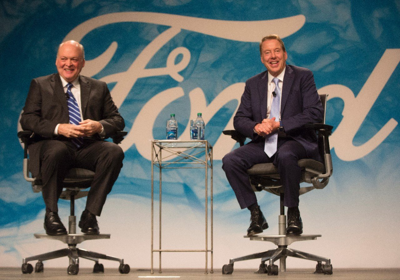 Ford CEO Jim Hackett Not Going Anywhere, Says Ford CEO Jim Hackett