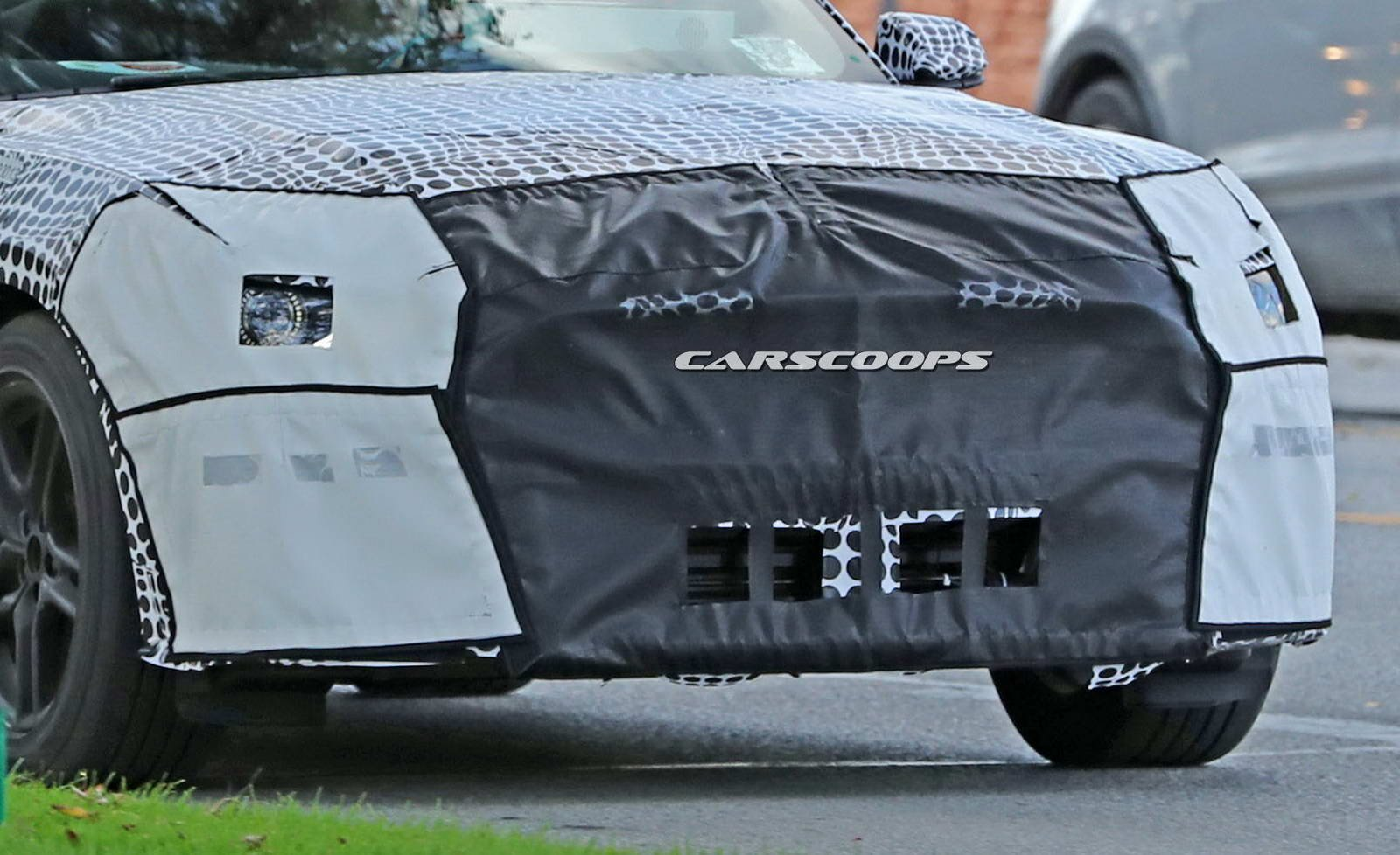 2018 Mustang to Come With LED Headlamps?