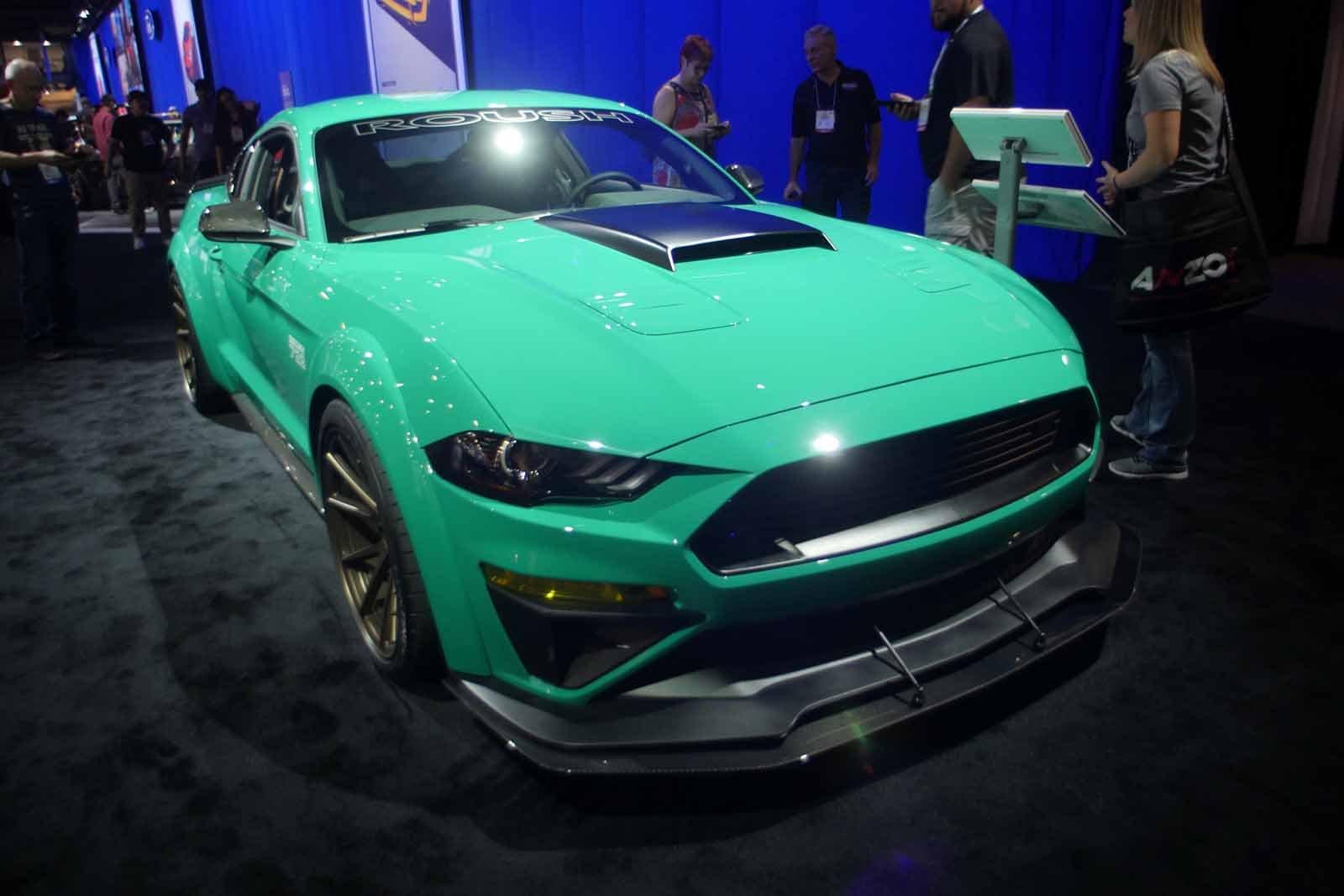 Roush's New 729 Mustang is a Modern Boss