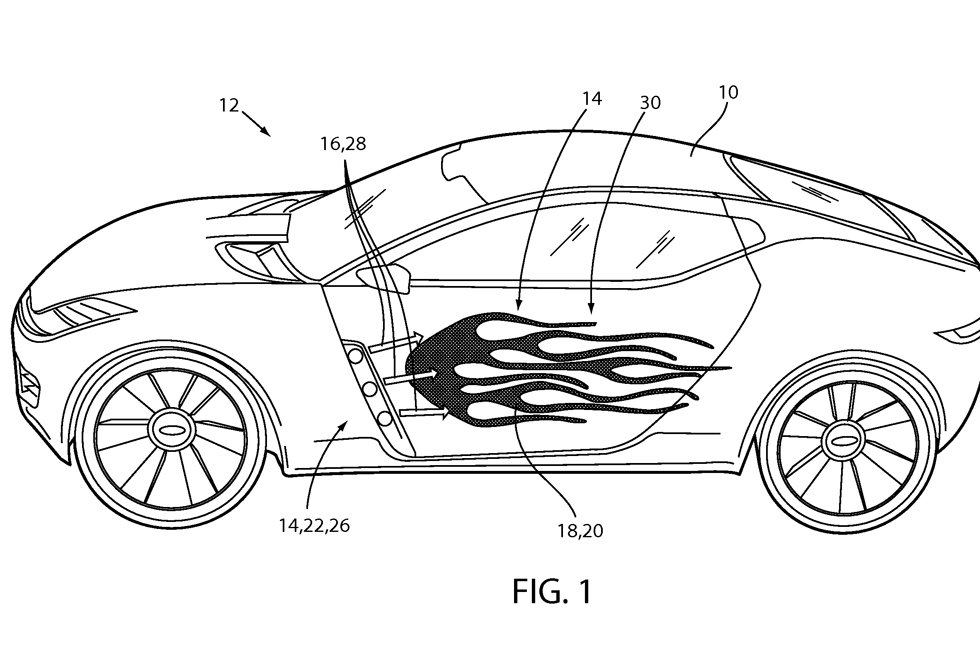 Ford Just Filed a Patent for Glow-in-the-Dark Paint