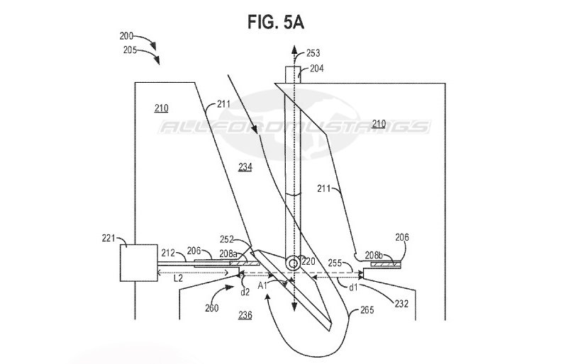 Patent: Ford Wants to Tip Intake Valves to Improve Performance
