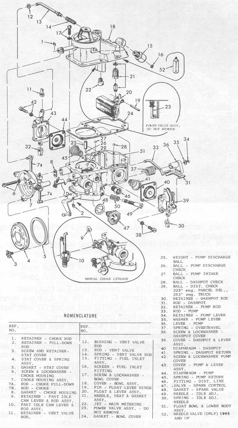 1966 Mustang Fuel Filter Help Ford Forum 1996 Location Click Image For Larger Version Name Ford1bbl Modelf1 Views 1123 Size 7818
