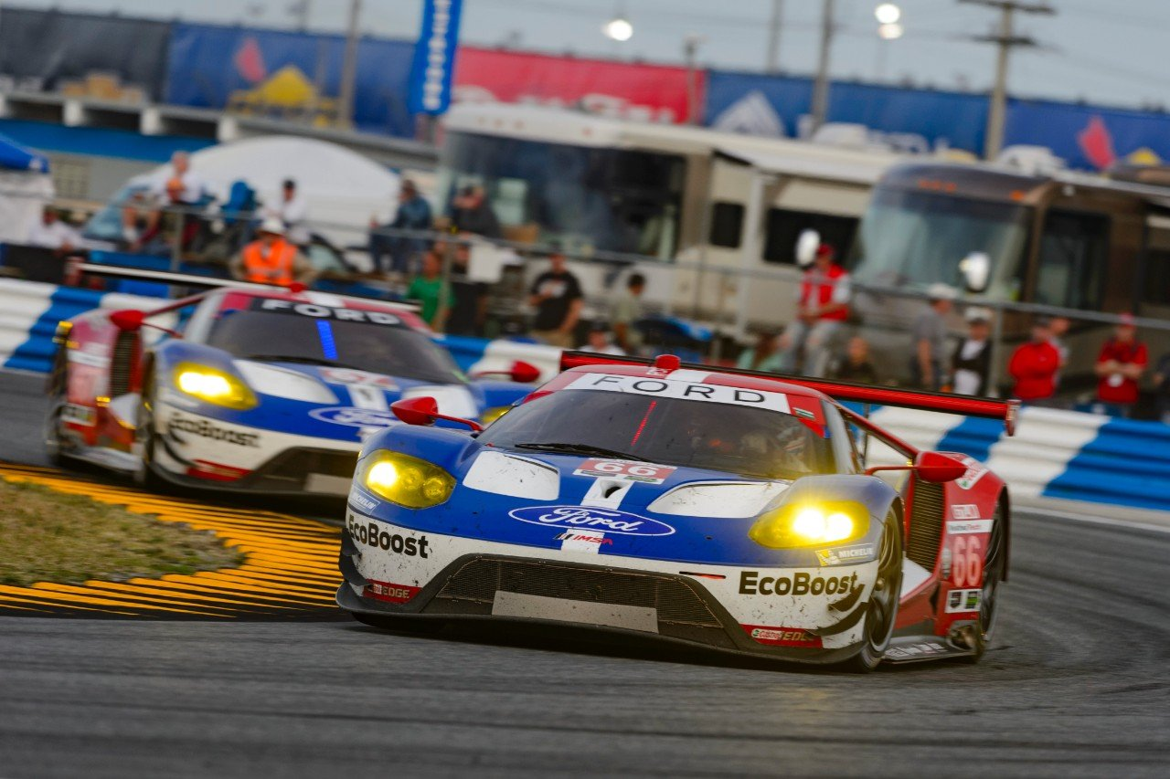 The Ford GT's Performance Has Been Balanced