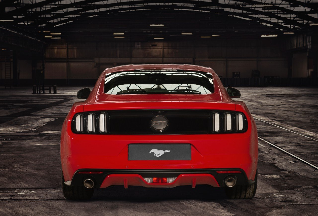 Mustang Will Help Ford Set Performance Records in Europe