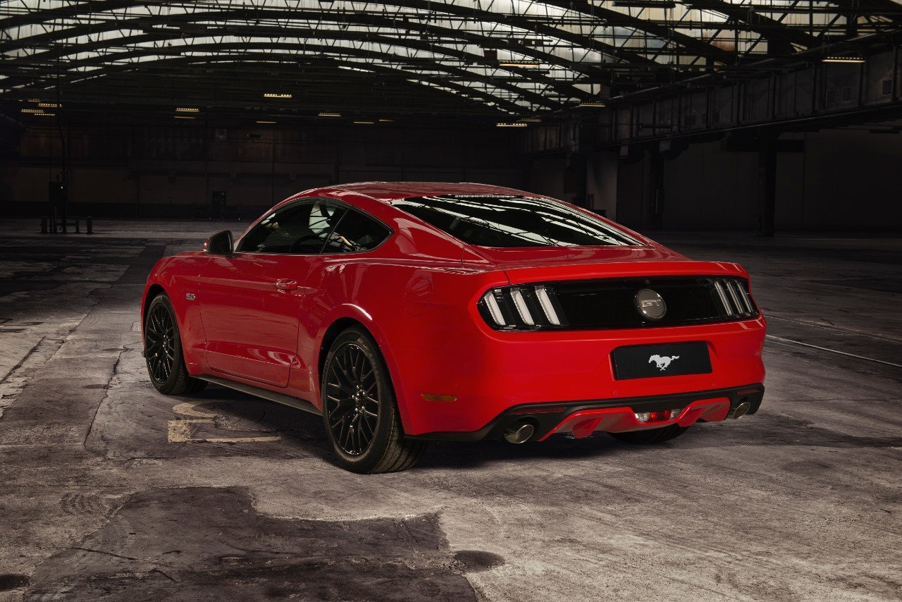 Ford Mustang Set To Launch In India