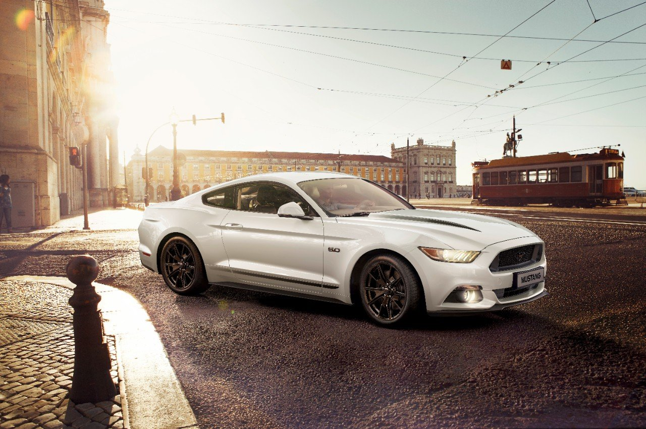Ford Debuts Two New Special Edition Mustangs for Europeans