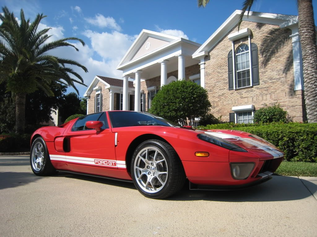 click image for larger version name fordgtjpg views 9356 size 2002 - Ford Gt 2010