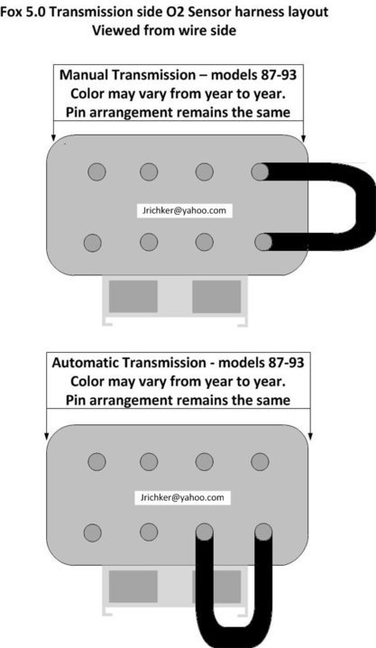 [DIAGRAM_34OR]  AOD to T5 Swap (again) | Ford Mustang Forum | Aod Wiring Harness |  | All Ford Mustangs