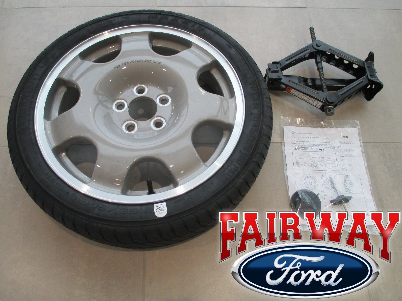 spare tire ford mustang forum