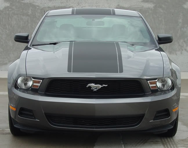 Stripe Ideas For Sterling GreyAcc Pack 5 Ford Mustang