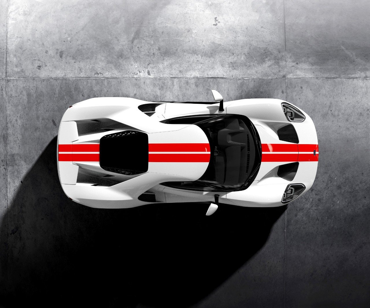 Ford Says Sorry to 6,000 Ford GT Applicants