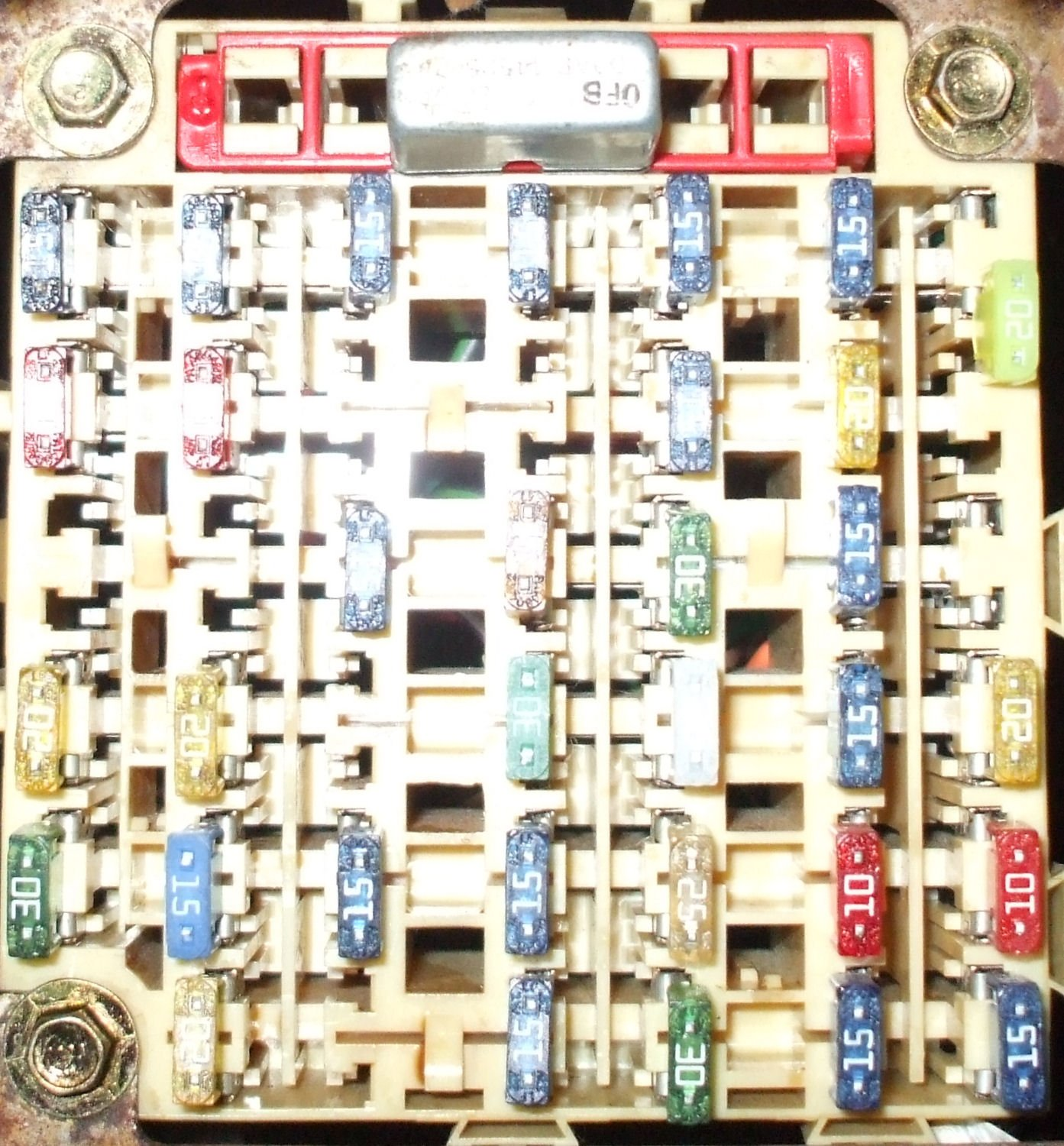Click image for larger version Name: FUSE BOX BEFORE.