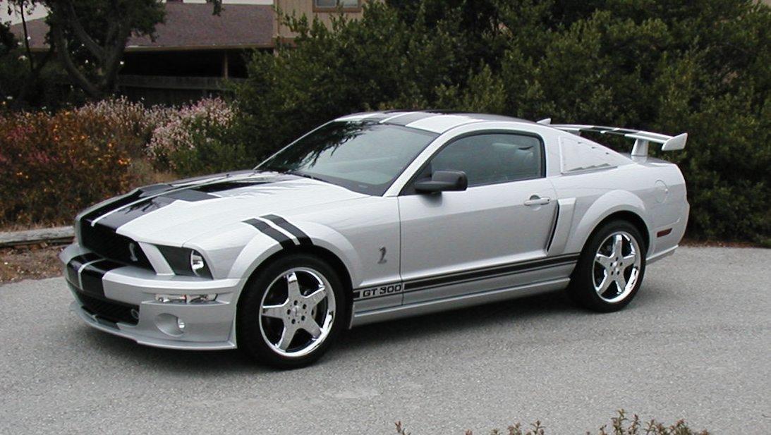 Ford Mustang Cobra 2005 2005 Mustang Wi...