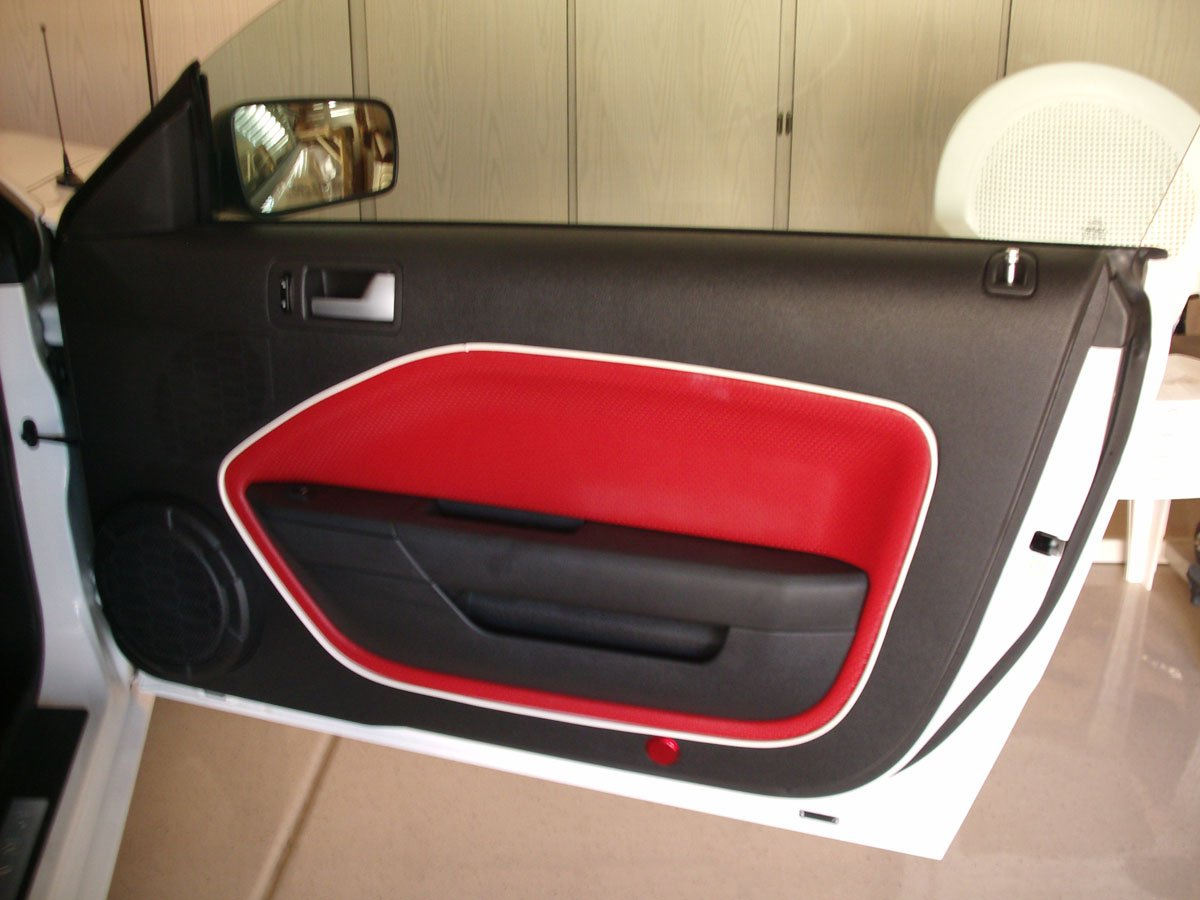 Custom Door Panels Page 2 Ford Mustang Forum